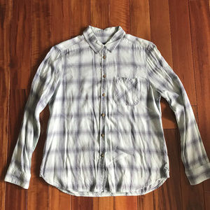 Women's American Eagle Flannel Shirt